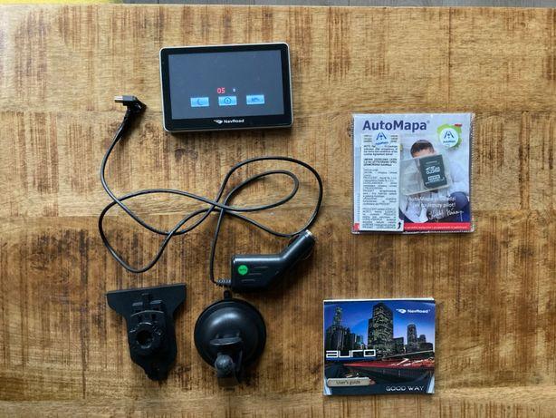 Nawigacja Navroad używana okazja sprawna GPS
