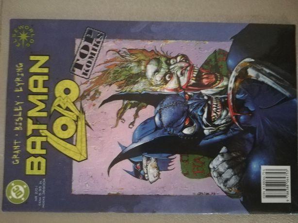 Batman LOBO nr 2/01 DC Komiks - inny