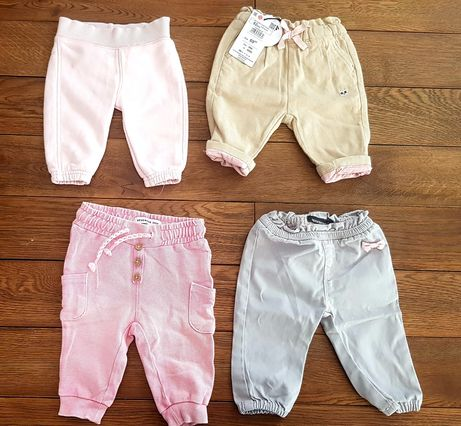 Spodenki spodnie H&M reserved rozm.62