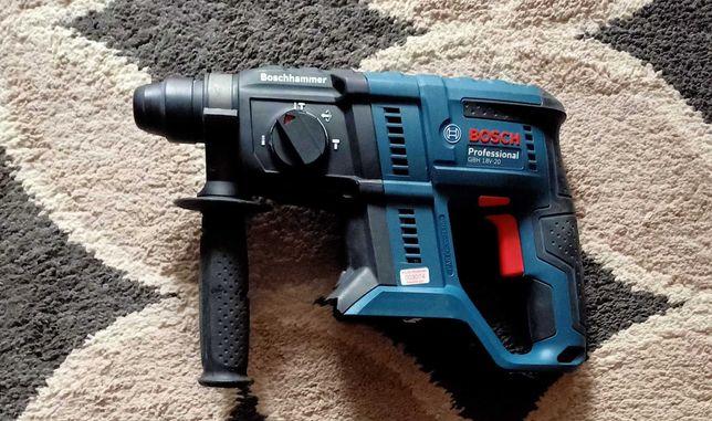 Młot udarowo-obrotowy SDS-Plus Bosch GBH 18V-20