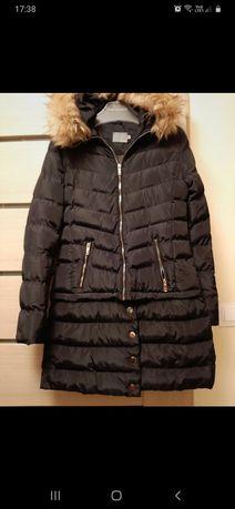 Puchowy płaszcz 2w1 Taboo