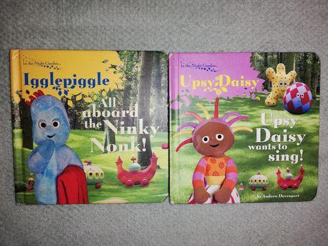 Książeczki, bajki dla dzieci po angielsku