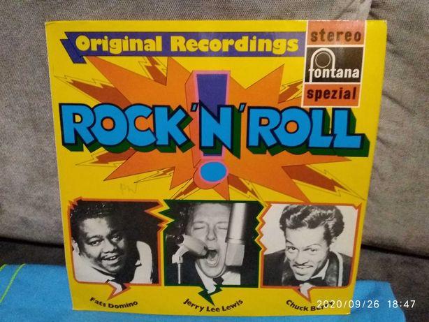 Płyta winylowa muzyka rocknroll