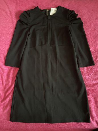Черное платье orsay