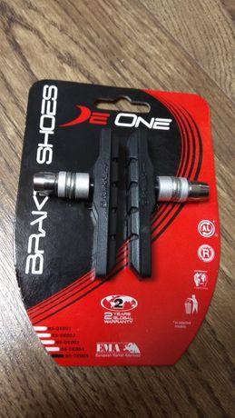 Тормозные накладки, колодки v-brake DE ONE silent ride