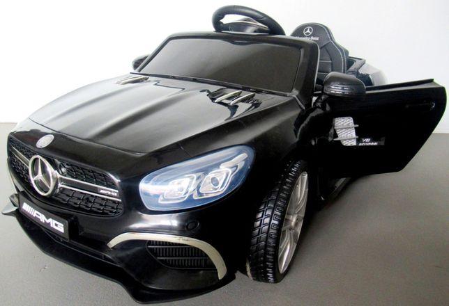Auto autko samochód na akumulator mercedes SL63 - Nowy - 3 kolory