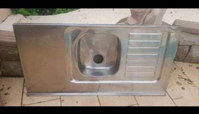 Lava louças de bancada novos em inox de qualidade.