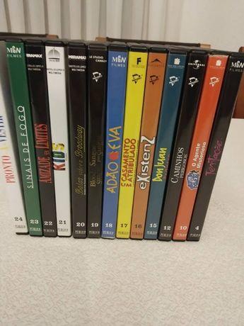 """12 DVDs da coleção """"Série Y"""" - """"PÚBLICO""""5"""