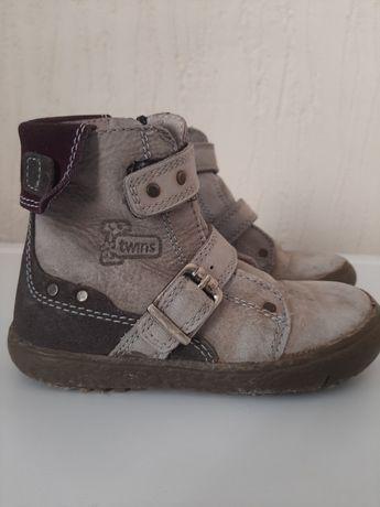 Деми ботинки Twins 22р,(14 см)