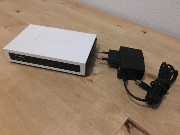 Switch de rede TP-link 10/100 8 portas
