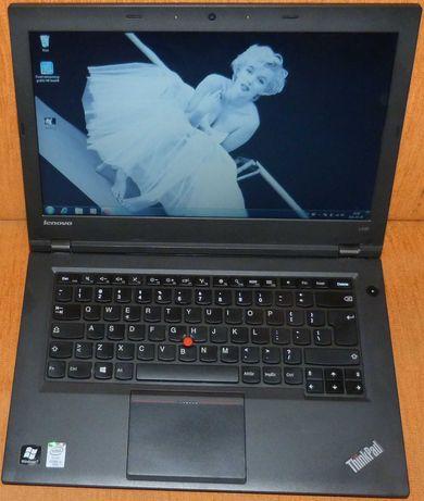 Wydajny Lenovo ThinkPad L440 , i5-4gen ,8Gb , SSD, kam , gw 3m- Elbląg