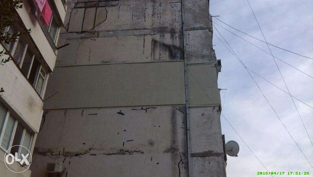 Утепление фасада. Высотные работы. Гидроизоляция. Договор гарантия.