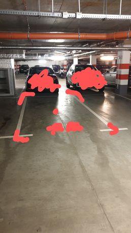 Wynajmie miejsce postojowe parkingowe garaż podziemny wola Karolkowa