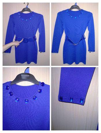 Платье нарядное 146/152