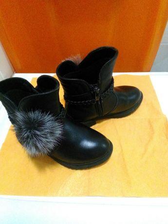 Ботиночки,хайтопы, сапожечки 29 размера