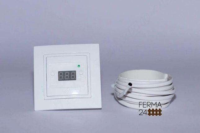 Для подогрева пола Терморегулятор ST-1