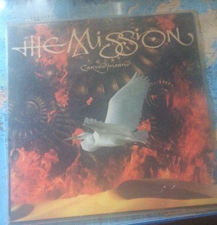 album de vinil - Carved in Sand - The Mission