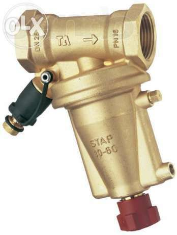 автоматический регулятор перепада давления STAP 10-60 kPa DN-15