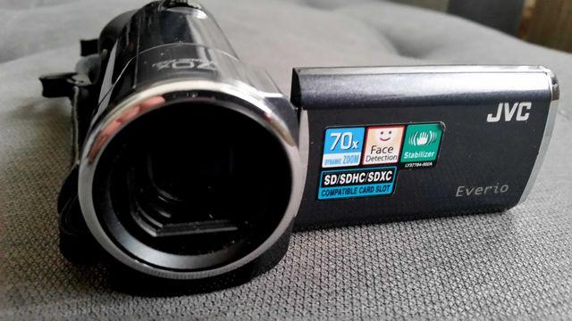 Kamera cyfrowa JVC Everio  GZ-MS150HE stan idealny