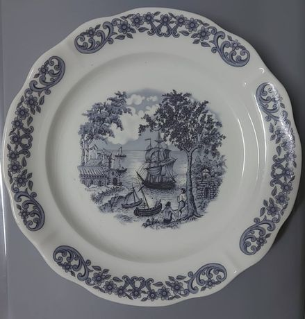 Prato Caroline Porcelaines