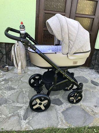 Коляска 2 в 1 baby pram