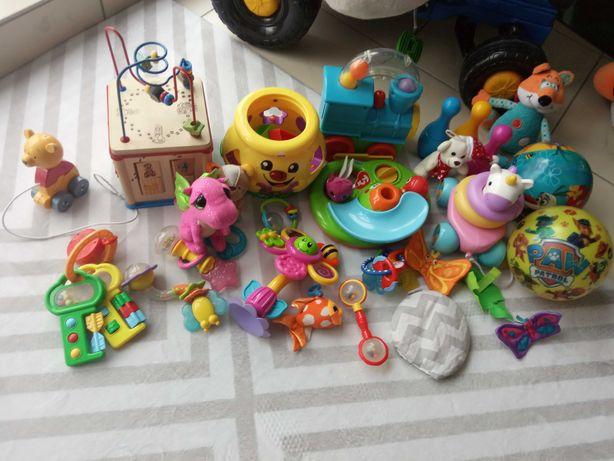 Sprzedam zabawki dla malucha