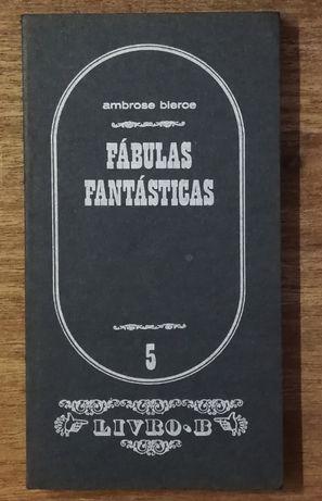 fábulas fantásticas, ambrose bierce, livro b