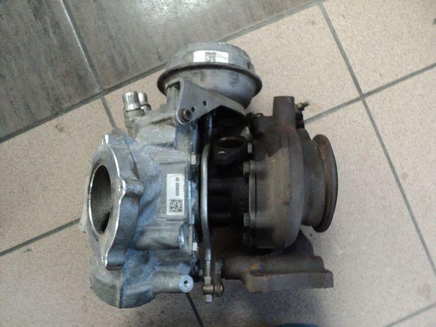 Turbosprężarka BMW E70,F15 ,F30,F01 typ N57D30B