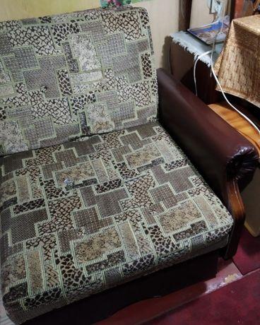 Кресло - кровать .