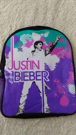 Justin bieber plecak plecaczek szkolny