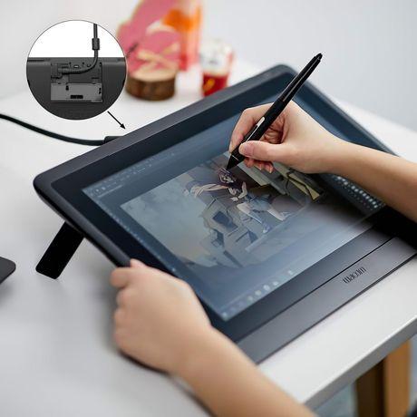 Графический планшет Wacom Cintiq 16/FHD, идеальное состояние