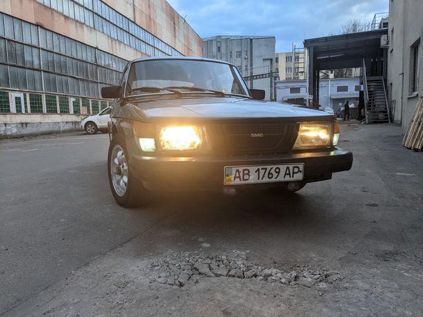 Продам SAAB 900 1986