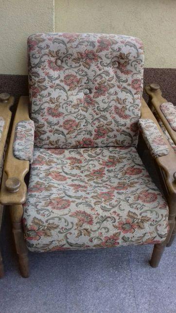 Fotele 2 sztuki Swarzędz