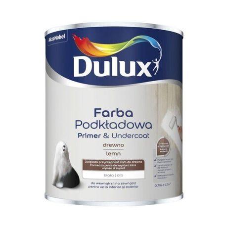 Dulux Drewno Farba Podkładowa 2,5l NOWE (na stanie 20szt)