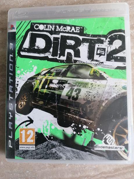 Collin mcrae dirt 2 ps3