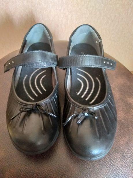 Туфлі ECCO 31 (20,5 см) розмір для дівчинки
