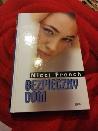 Bezpieczny dom, Nicci French/ thiller psychologiczny