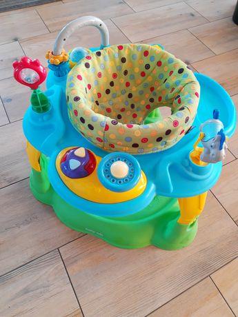 Skoczek, stolik edukacyjny Baby mix
