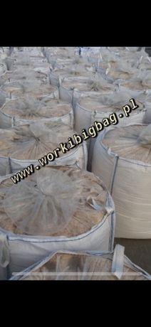 Worki big bag bagi Wklad Folia CCM bigbag 1000kg WYSYLKA cala Polska