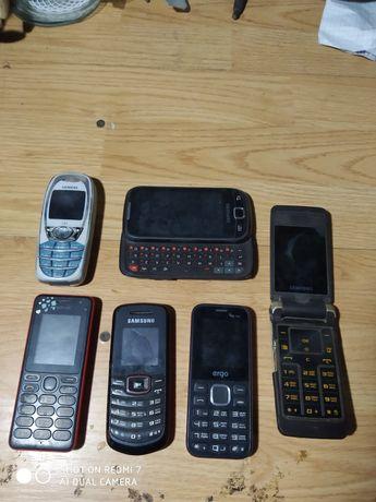 Телефони на запчасти.