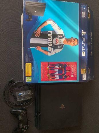 8 000 грн! PS 4 Pro 4K 1TB+Джойстик+Подарок
