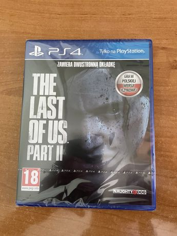 Gra na PS4 The Last Of Us 2