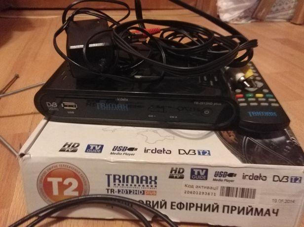 ПриставкаТ2 телевидение бесплатное