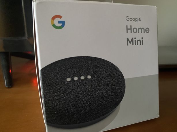 Google Home mini Novo