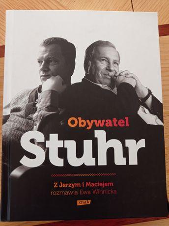 Obywatel Stuhr. Z Jerzym i Maciejem rozmawia Ewa Winnicka