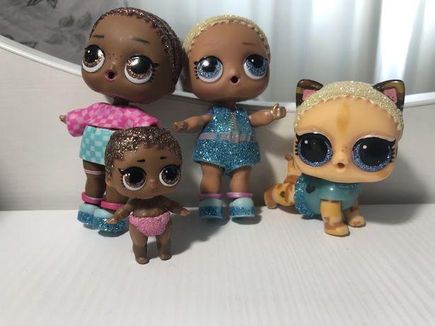 Куклы Lol,семейка.