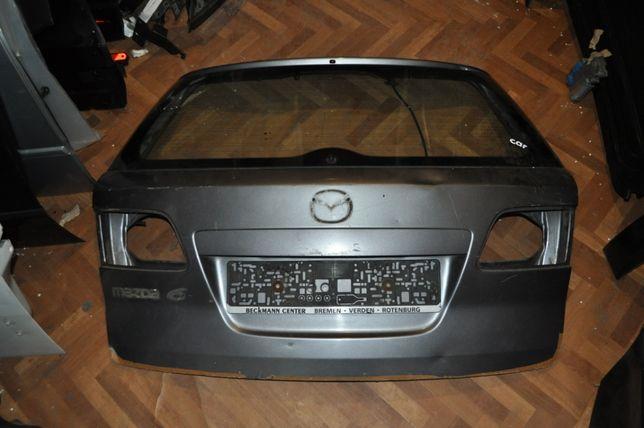 Mazda 6 крышка багажника багажник мазда