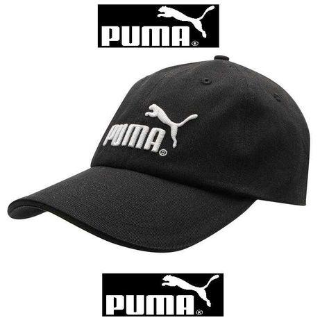 100% оригинал кепка Puma Black мужская 100% хлопок