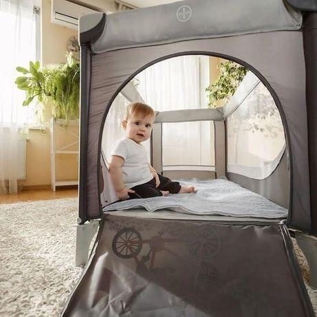 Детский складной манеж кровать Carrello piccolo (CRL-9203/1)