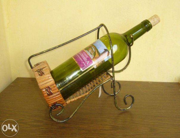 Stojak na wino - PRL